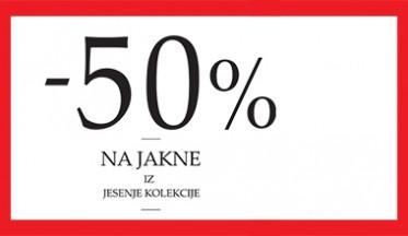 | AKCIJA -50% |