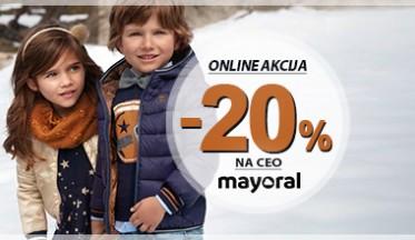 I WEB AKCIJA -20% I