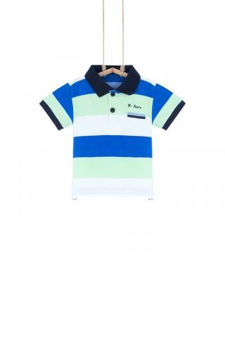 Majica bm Polo Pruga