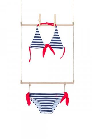 Kupaći bikini pruga