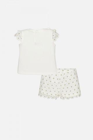 Mayoral set: majica + šorts