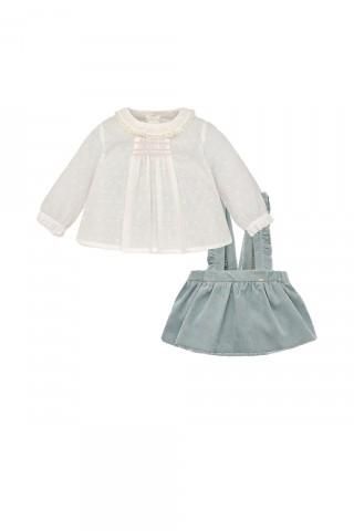 Mayoral set:  bluza + suknja