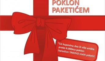 Poklon SwissLion slatki paketići