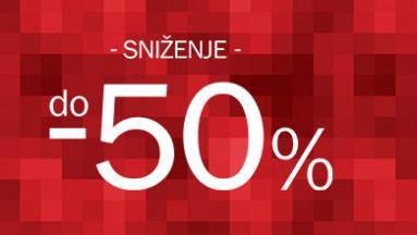 | AKCIJA | -50% NA KOLEKCIJU PROLEĆE LETO 2019