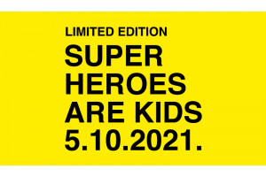 SUPER HEROES ARE KIDS