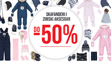 ❆ SKAFANDERI I AKSESOAR DO - 50% ❆
