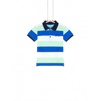 Majica m Polo Pruga
