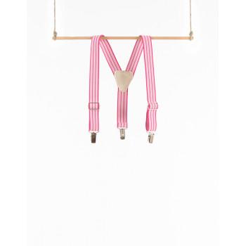Tregeri Pruga roze ciklama