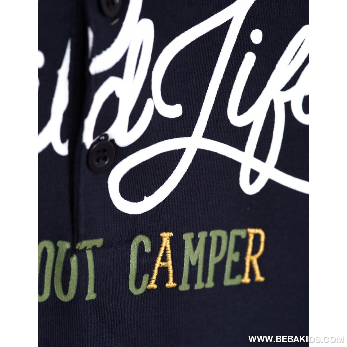 Majica m Polo Kamper