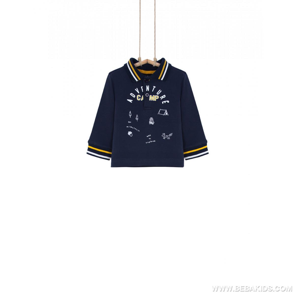 Majica bm Polo Kamper