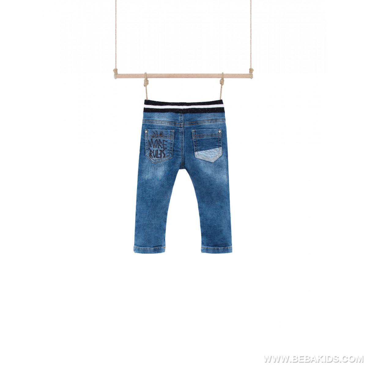 Pantalone Teksas bm Matea