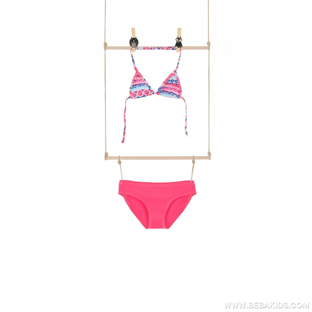 Kupaći bikini roze